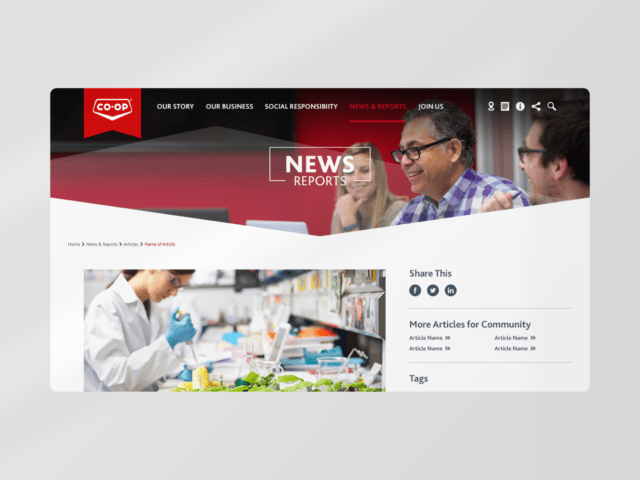 FCL.crs news webpage